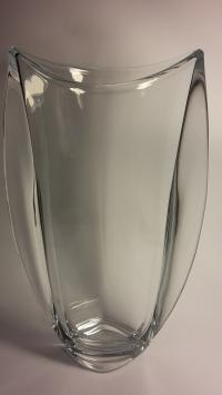 Vase Oval hoch